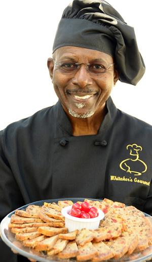 Arthur & Marie Whitaker - Fruitcake Rumfru Delight